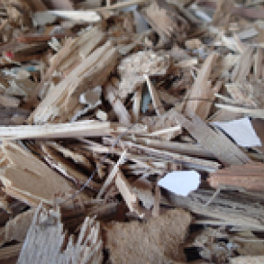 REDWAVE Altholzaufbereitung Waste Wood Processing Recycling Detail