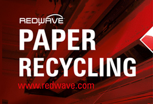 REDWAVE Paper Recycling