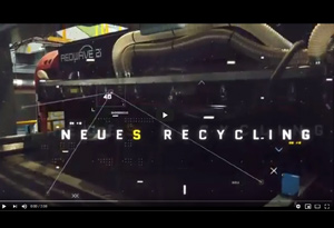 Video neues Recycling